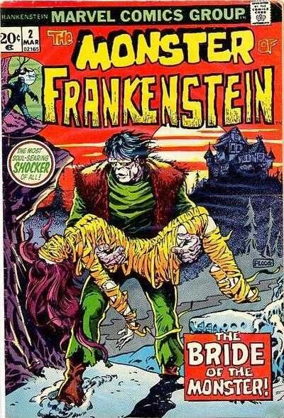 A comparison of the movie and book versions of mary shelleys frankenstein
