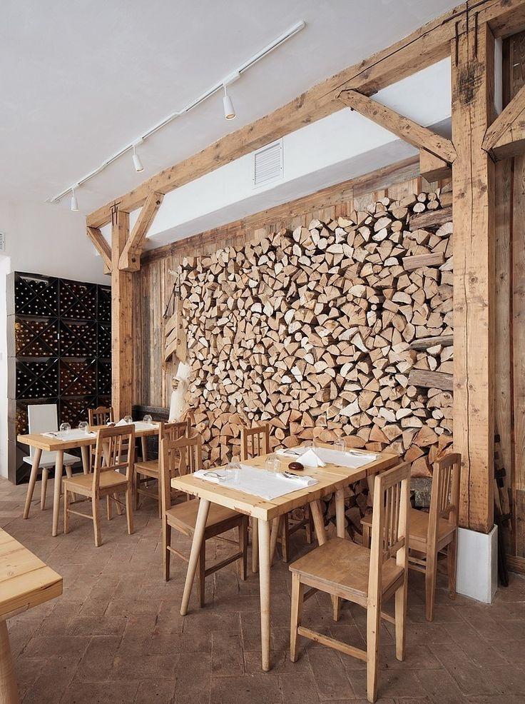Las 25 mejores ideas sobre bares r sticos en pinterest y for Mobiliario rustico para bares