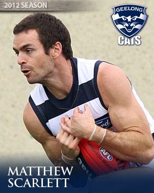 Matthew Scarlett Season 2012 One of the best defenders of all time! Legend!