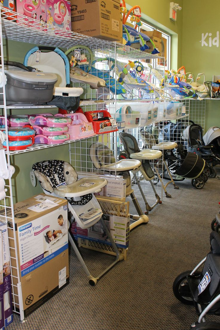 Highchairs, potty seats and more.