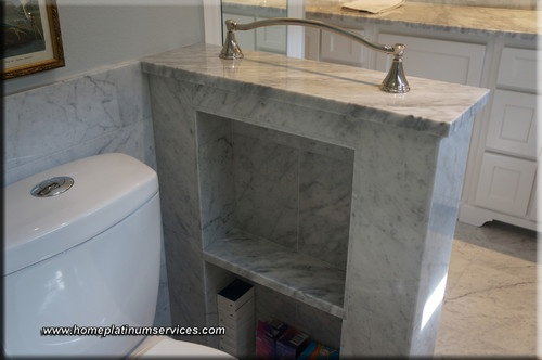 Bathroom Remodeling mediterranean bathroom: Photos, Remodeling Ideas, Dallas, Bathroom Remodeling, Mediterranean Bathroom, Bathroom Ideas, Services Llc, Platinum Services, Storage Ideas