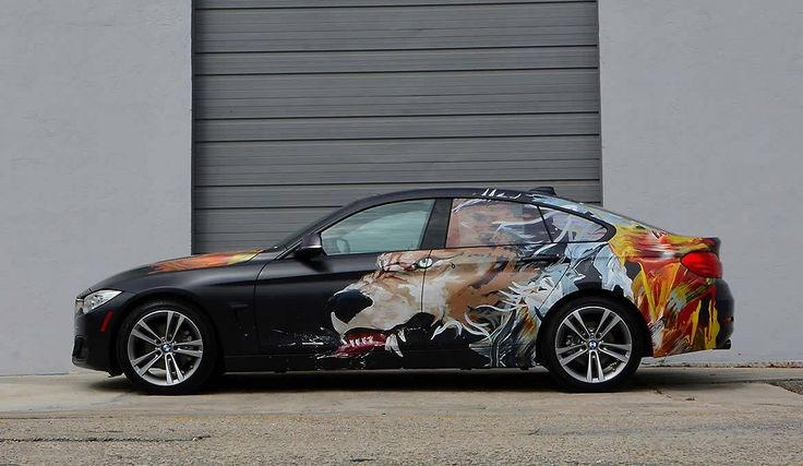 how much does it cost to vinyl wrap a car uk