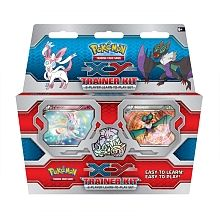 All Pokémon - Pokémon XY Trainer Kit 2-Player Learn -To-Play Trading Card Set