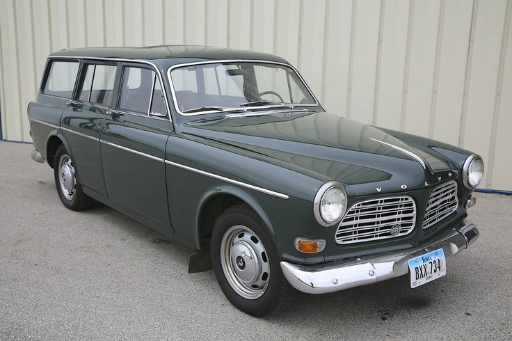 '67 Volvo 122S Amazon Wagon - driver [manual with overdrive, but needs interior work] | eBay