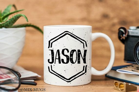 Boyfriend Mug, Mugs for Men, Man Mug, Coffee Mugs for Him, Personalized Mens Gift, Husband Mug, Dad Mug, Personalized Boyfriend Gift (M1811)