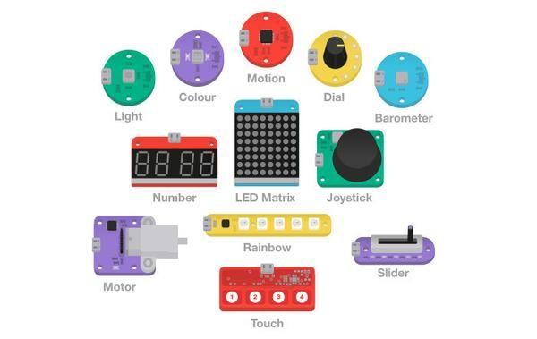 Flotilla - Friendly Electronics for All