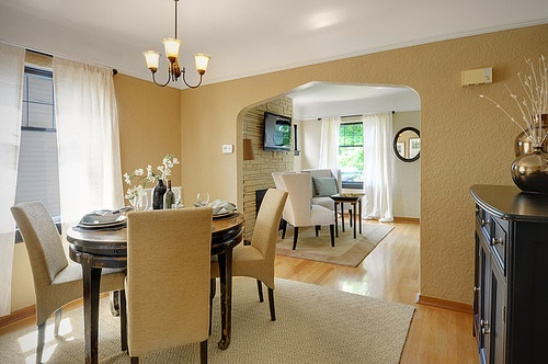 Decatur Buff Family Room