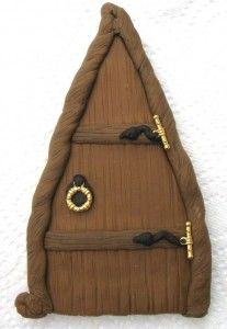 How to make fairy and gnome doors