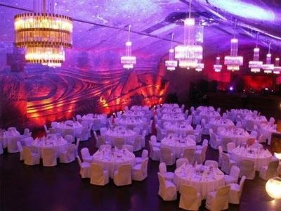 Wieliczka Salt Mine Dining Room