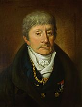 Antonio Salieri (1750 –1825) was an Italian classical composer, conductor and teacher born in Legnago, south of Verona, in the Republic of Venice, but who spent his adult life and career as a faithful subject of the Habsburg monarchy. Salieri was a pivotal figure in the development of late 18th-century opera. As a student of Florian Leopold Gassmann, and a protégé of Gluck, Salieri was a cosmopolitan composer who wrote operas in three languages.