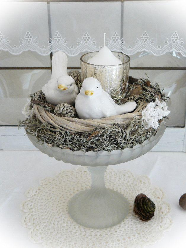 die besten 25 dekorierte gl ser ideen auf pinterest hessische hochzeits marmeladenglas. Black Bedroom Furniture Sets. Home Design Ideas