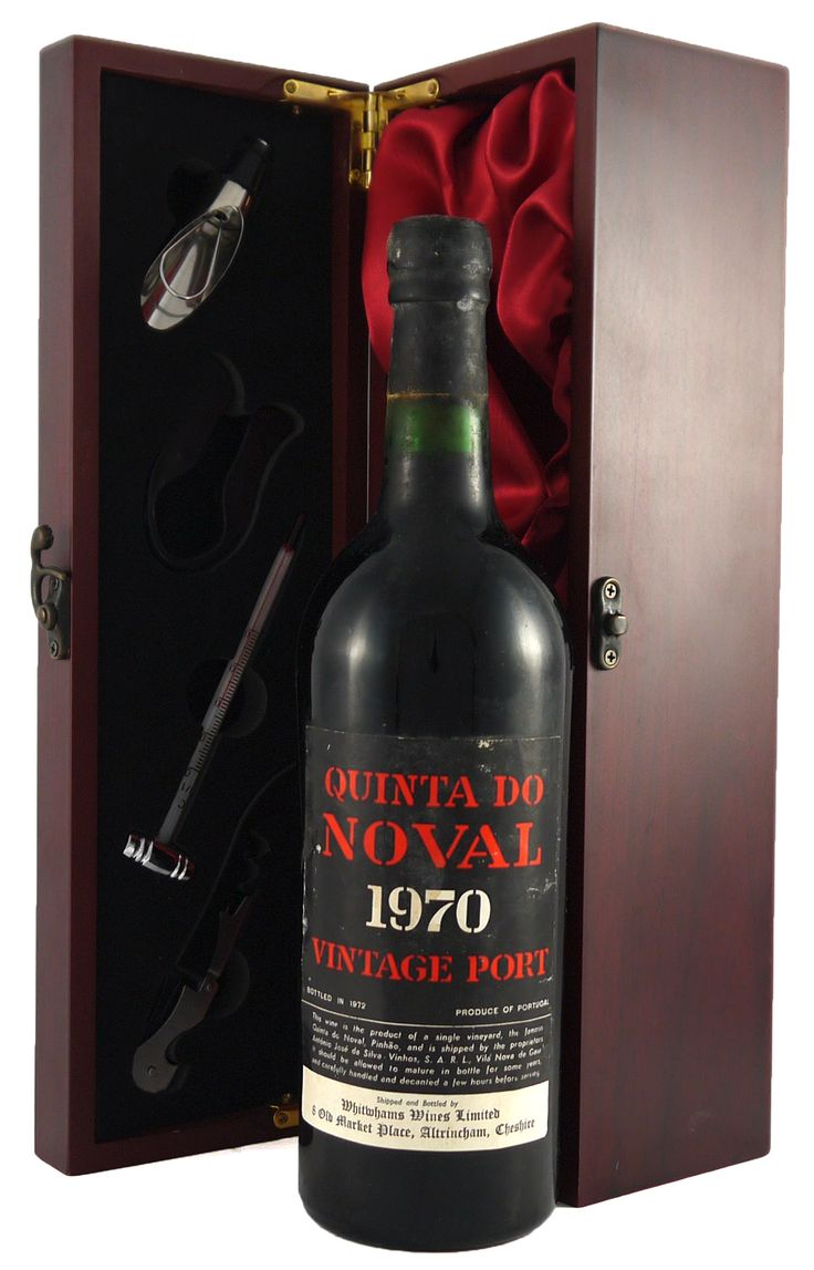 1970 Quinta do Noval #Vintage #Port  Rich and powerful with good fruit and a lovely lengthy finish  http://www.vintageportgifts.co.uk/acatalog/vintage_port_chart.php