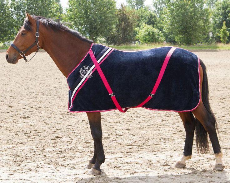 Fleece deken Levelock - 32204501 - Harry's Horse