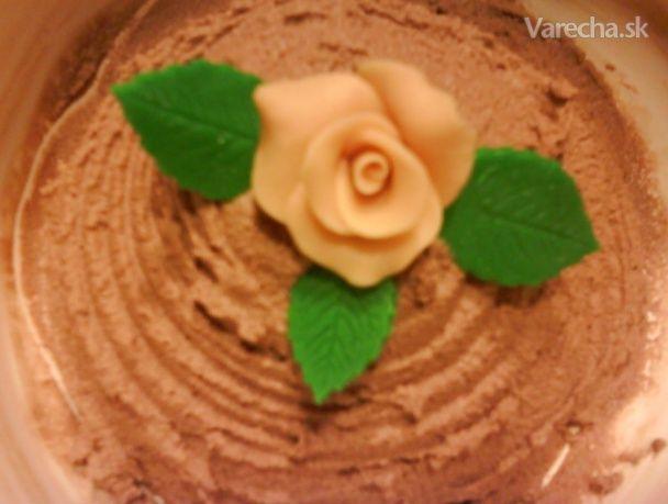 Čokoládovo-tvarohová plnka
