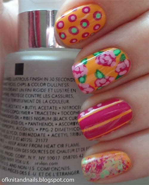 nail trends 2014 | Nail Art Designs Ideas Trends Stickers 2014 For Girls 5 15 + New Nail ...
