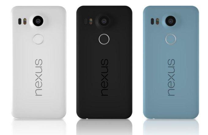 LG Google Nexus 5X ya disponible en #MaxMovil.com