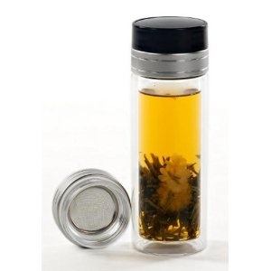 glass tea tumbler...use this everyday too!
