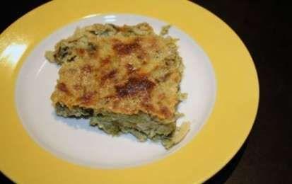 Polpettone di fagiolini - Foto ricetta per preparare il classico polpettone di fagiolini, uno dei piatti tipici della cucina ligure, un saporito piatto fatto con i prodotti di questa terra