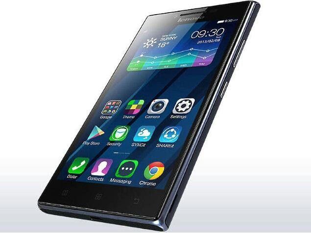 Lenova P70   The best mid-range smartphone with 64 bit octa-core processer and 2GB RAM.