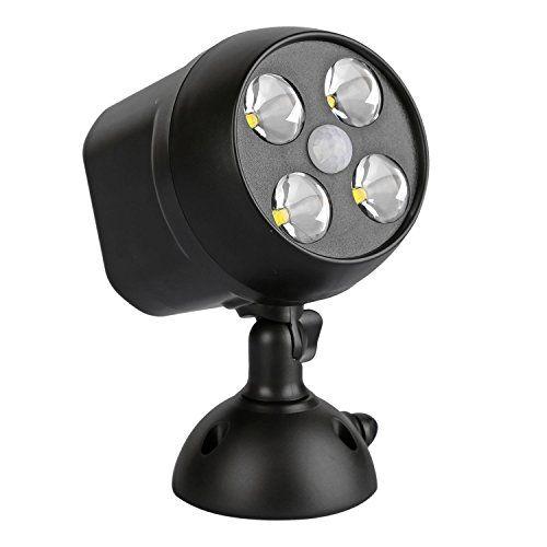 Best batteriebetriebene lampen mit bewegungsmelder