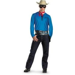 The Lone Ranger Adult Costume