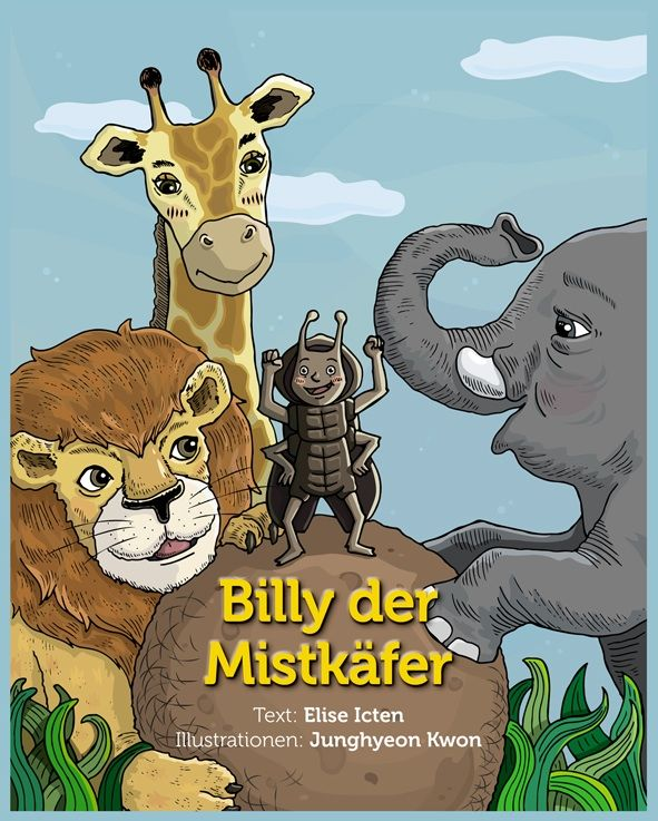 Billy the Dung Beetle wants to be more than just an insect. He wants to be a lion, a giraffe or an elephant. They tell Billy the secret of life and happiness.