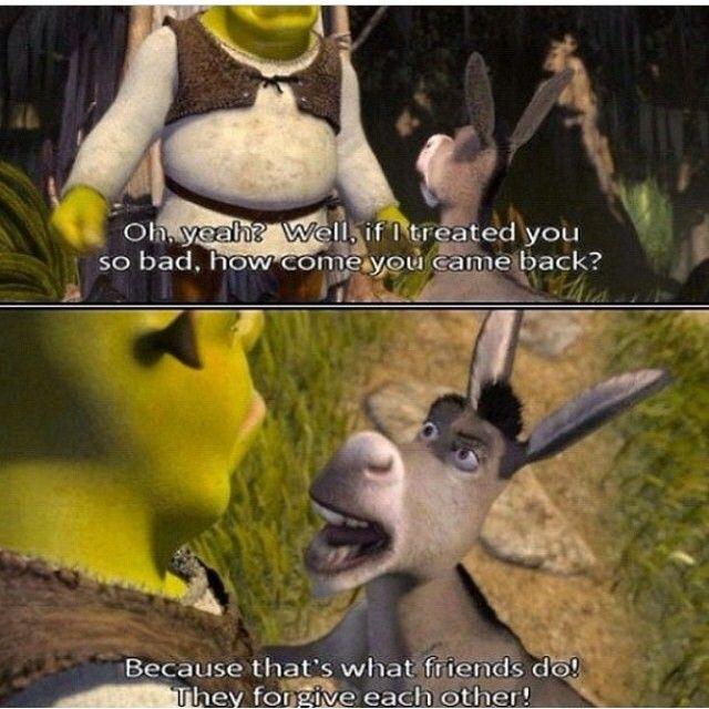 3beaae77ee70a83154e8bde328b36dd1 shrek funny hilarious donkey shrek waffles quotes image gallery hcpr,Donkey Waffles Meme