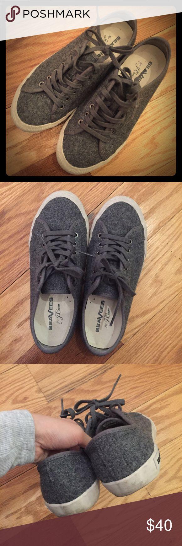 Seevees Black Shoe