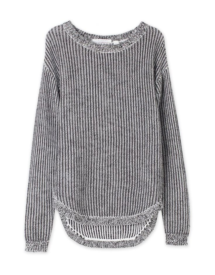 Cord Speckle Knit from Trenery