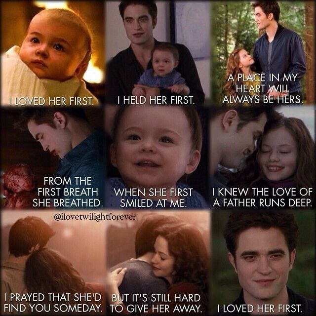 renesmee and edward relationship goals