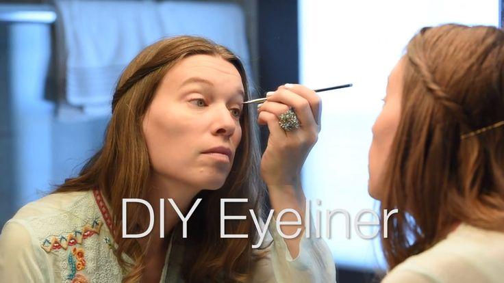 DIY Natural Eyeliner