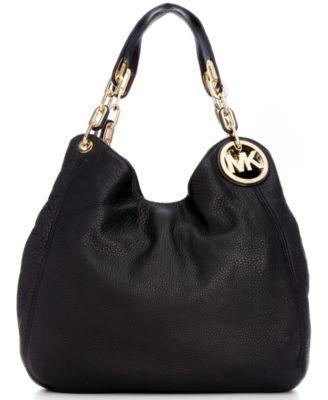 MICHAEL Michael Kors Handbag, Fulton Large Shoulder Tote