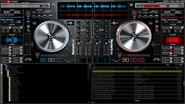 Megapost de skins para tu Virtual DJ Descargar Gratis