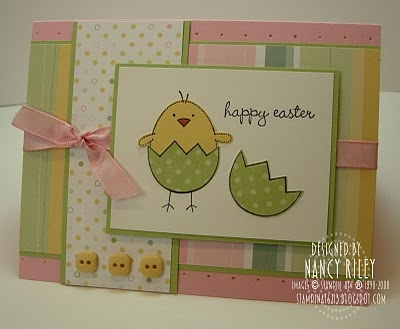 Another cute Easter card