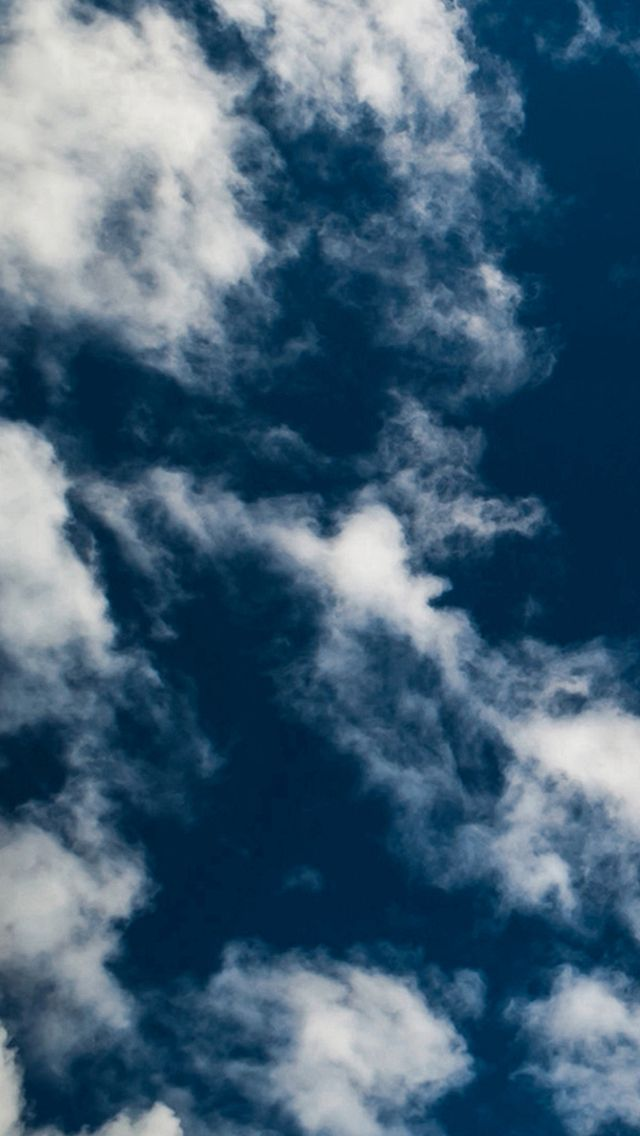 Beautiful Sky And Clouds #iPhone #5s #wallpaper