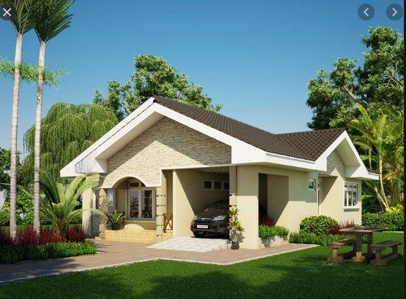 Simple But Elegant House Designs Philippines Rumah Indah Desain Rumah Rumah