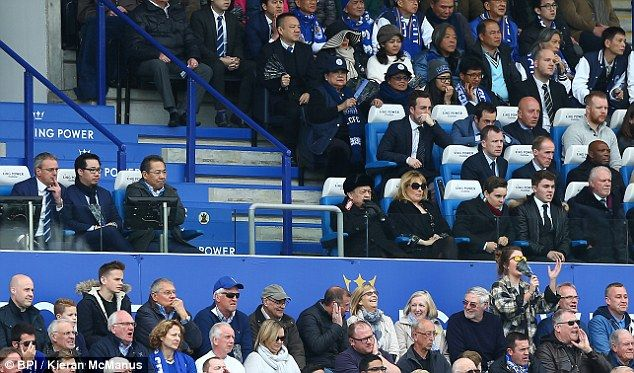 Leicester launch investigation after West Ham owners claim they were subjected to sickening abuse by home supporters