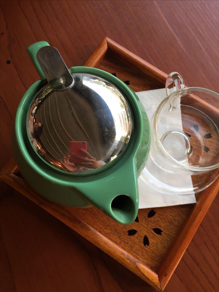 Rooibos tea is my fav.