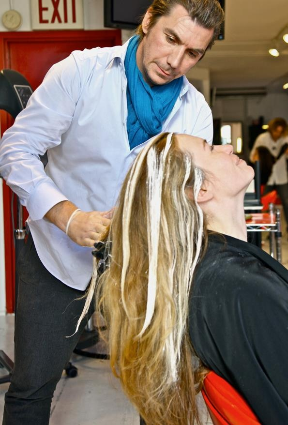 17 best images about hair color and painting techniques on for Best hair salon in paris france