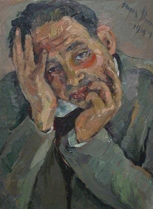 South African Jewish Museum - Irma Stern: Siegbert Eick