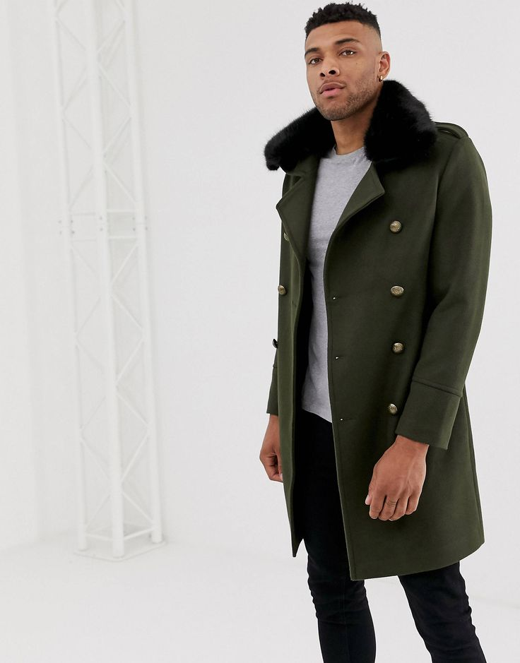 Pin by Ichiruu ユイチ ムラカミ on Men Warm outerwear, Overcoats