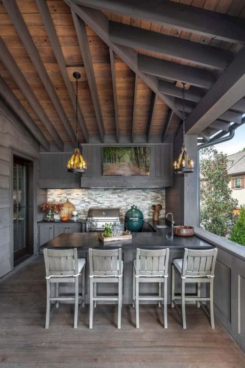 Ideen für das Kochen im Freien – auf der Terrasse oder im Garten   – Fresh Idees