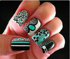 these are so awesome, nail art