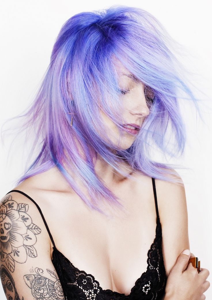 Love Colorhttp://bit.ly/colorperiche ‪#‎Hair‬: Mow Hair Visto en Tupelu.com
