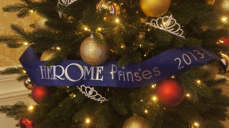Wie o wie zal er benoemd worden tot Herôme Prinses van het Prinsessenbal 2013?