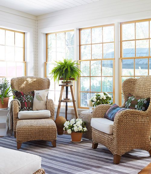 Sun Room Storage Ideas: 1000+ Images About Sunroom Ideas On Pinterest