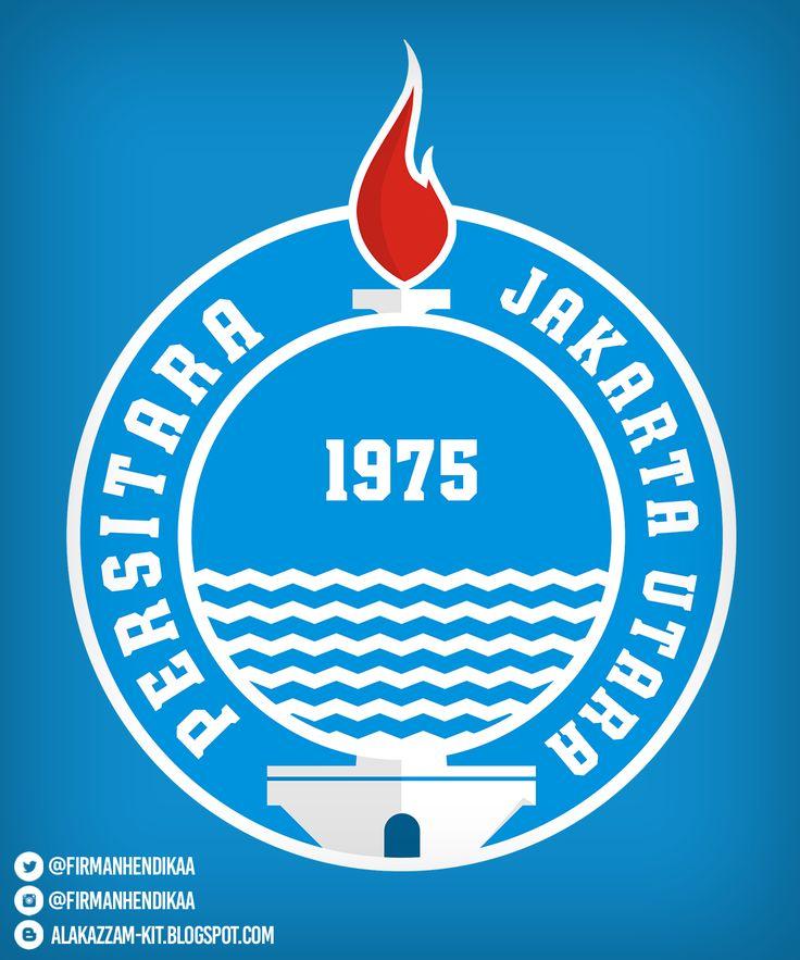 #PERSITARA #JAKARTAUTARA #LOGO #CREST #DESIGN #PSSI #SOCCER #FOOTBALL #ALAKAZZAM