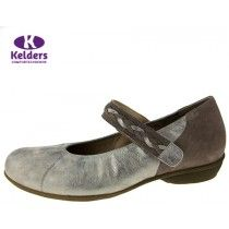 Durea 5673.018.6044 damesschoenen Grijs zilver taupe grijs wijdte K online bestellen?