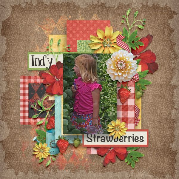 In the Garden by Alexis Design Studio @ The Digi Chic, http://www.thedigichick.com/shop/Sunflowers-and-Lemonade-Bundle.html
