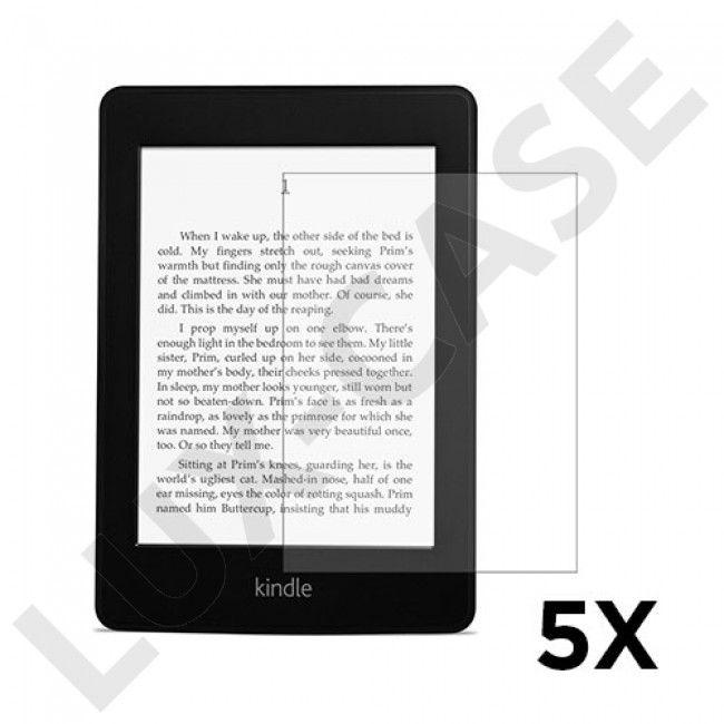 HD Klar LCD Skjermbeskytter for Amazon Kindle Paperwhite 1 2 3 - Amazon Amazon Kindle Paperwhite Skjermbeskyttere - Amazon Amazon Kindle Paperwhite - Amazon - Diverse - GRATIS FRAKT!